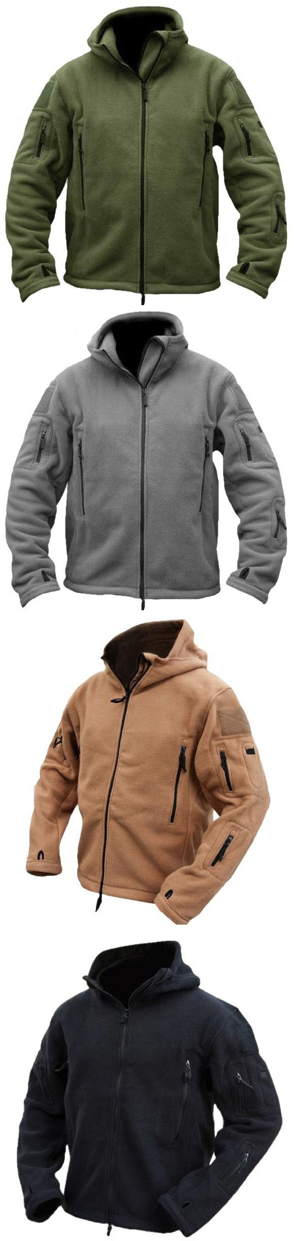 US$40.98#Hooded Outdoor Jacket for Winter