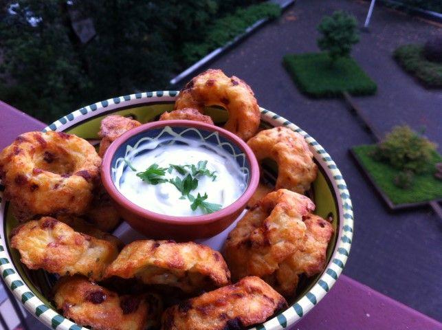 Een lekker en simpel recept om met je overgebleven aardappelpuree te doen!