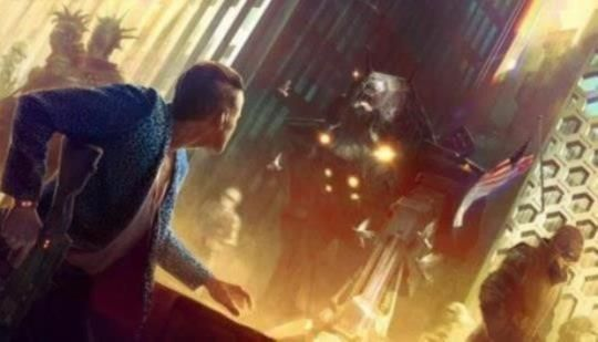 New interview for Cyberpunk 2077.  Discuss on Twitter     VISIT THE SOURCE ARTICLE Cyberpunk 2077 Interview: The Most Anticipated Videogame http://www.overnewser.com/images-site/apple-touch-icon-114×114-precomposed.png