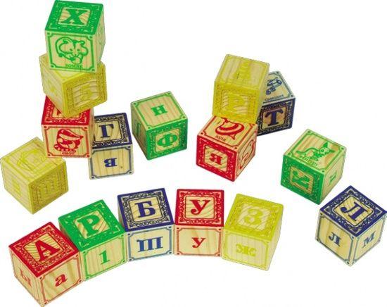 Набор кубиков 16 шт Мир деревянных игрушек . Яркие кубики изготовлены из экологически чистой древесины. На кубиках нанесены изображения цифр, букв и картинки с изображениями предметов, названия которых начинаются на эти буквы. С помощью этого набора кубиков ребенок может узнать цифры и буквы
