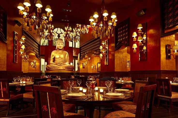 Restaurant Buddah Bar - Paris 8e ✔️