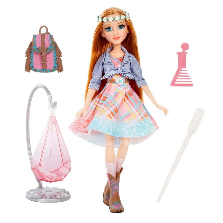 Project Mc2 Experiments with Dolls - Ember's Hanging Garden