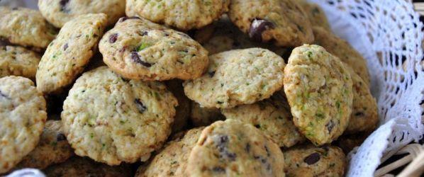 Chocolate Chip Zucchini Cookies Recipe - Genius Kitchensparklesparklesparklesparkle