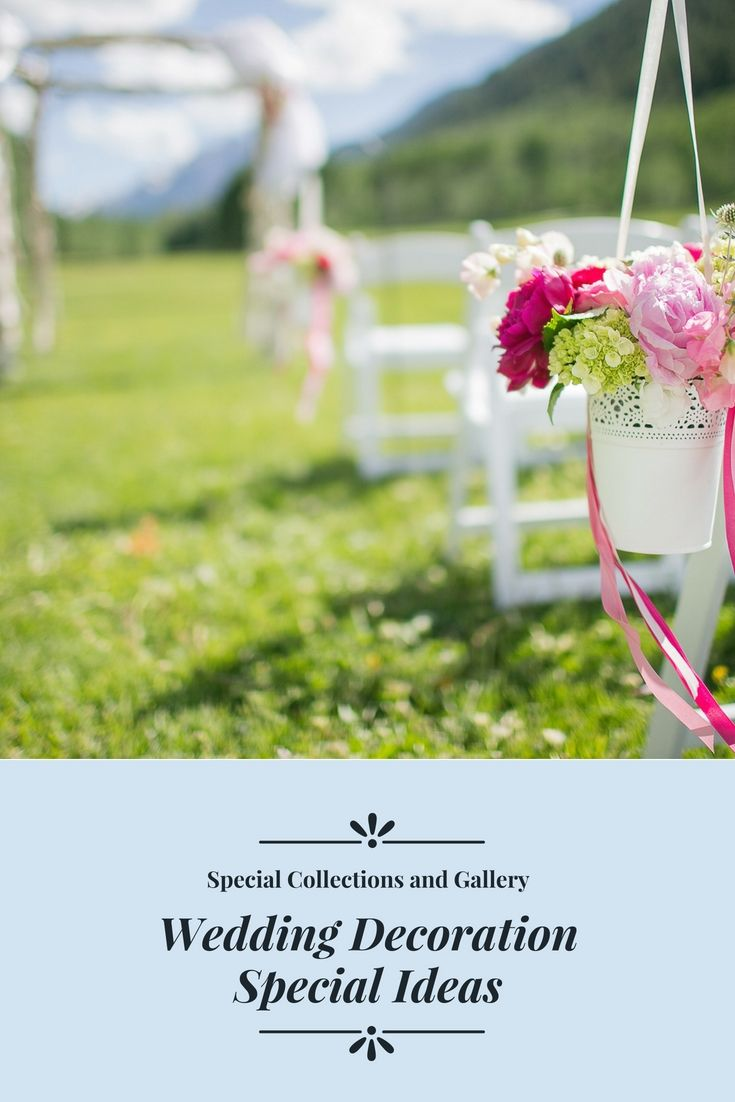 Unique wedding decoration ideas  Spectacular Wedding Decoration Ideas Album  Excellent And Cheap