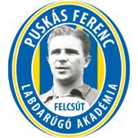 Puskás FC - Hungary - Puskás Ferenc Labdarúgó Akadémia - Club Profile, Club History, Club Badge, Results, Fixtures, Historical Logos, Statistics