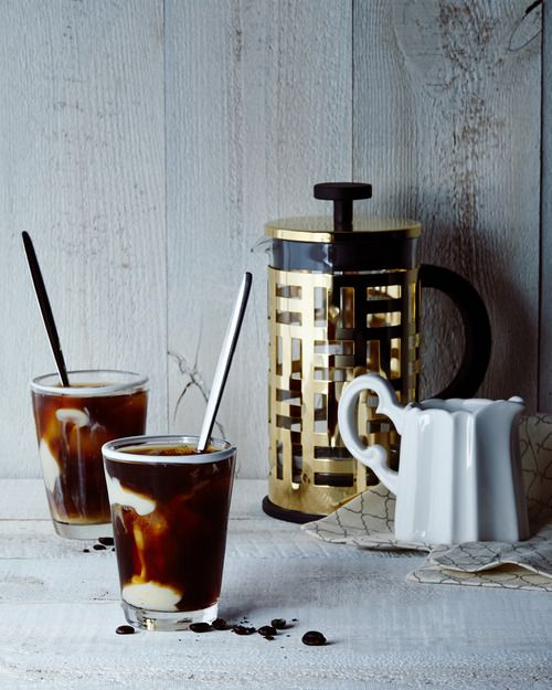 Vietnamese Iced Coffee. One of my favorite things.