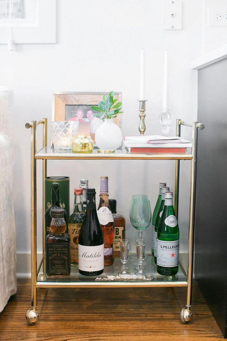 simple bar styling