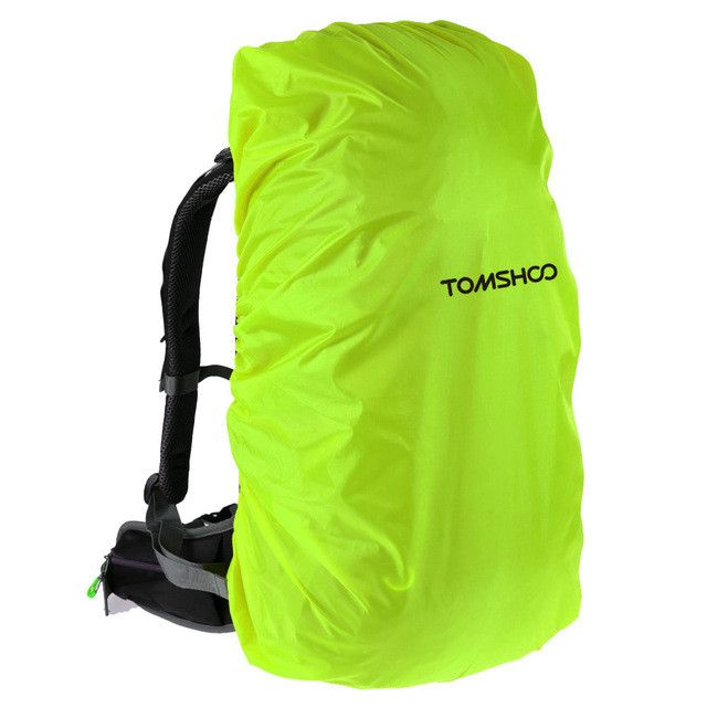 2016 Newest TOMSHOO 40L-50L Backpack Rain Covers Bags For Travel Camping Climbing Waterproof Outdoor Travel Accessories Bags