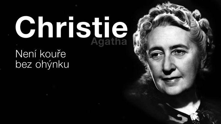 Christie, Agatha: Není kouře bez ohýnku (Rozhlasová hra) DETEKTIVKA