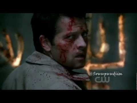 Castiel will forever be one of my favourite characters, not just in Supernatural but any series/movies I happen to watch. He's such an emotionally damaged yet lovable character. 'The one in the trench coat'