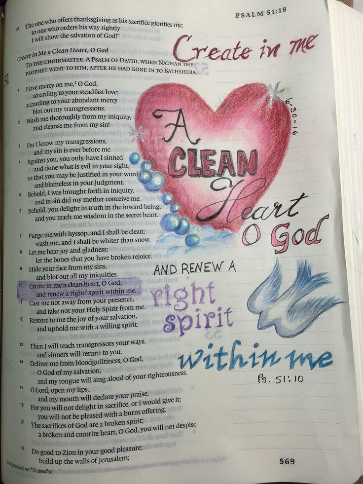 Heart Bible Verses - Bible Study Tools