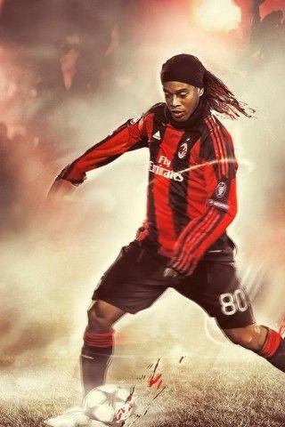 Ronaldinho, AC Milan, Football player, Sport
