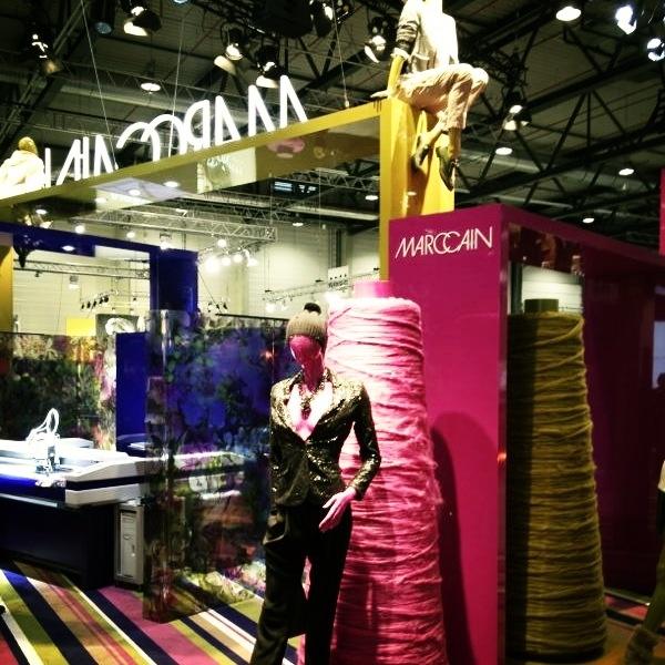 Panorama Berlin #fashionweek #marccain #womenswear #clothes #styles #trends