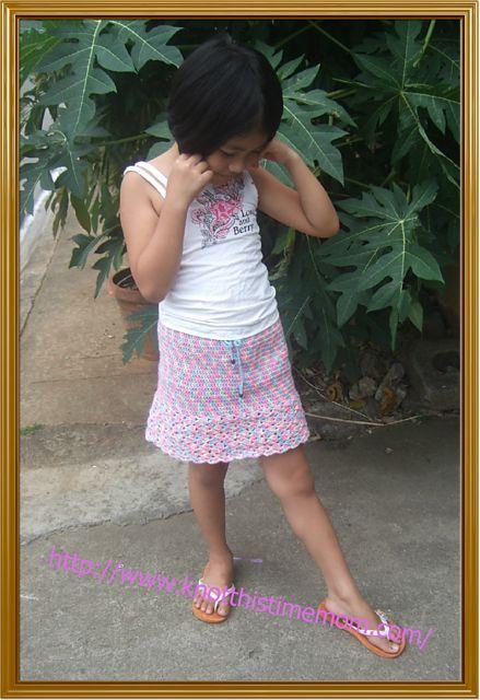 214 best crochetgirlsclothes images on pinterest crochet crochet patterns galore girls summer skirt dt1010fo