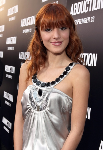bella thorne abduction movie prem | Bella Thorne Pictures - Premiere Of Lionsgate Films Abduction - Red ...