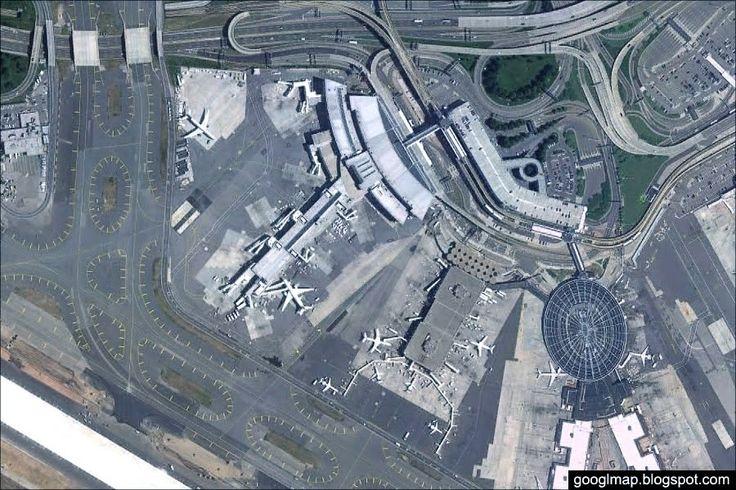 Интересные места на картах Google: Интересные места Google Maps: Concorde