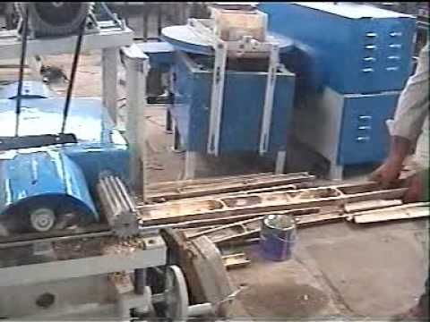 Internal Knot Machine - YouTube