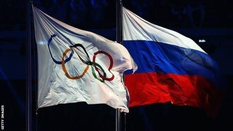 Russia weightlifting and rowing appeals dismissed by Cas - BBC Sport