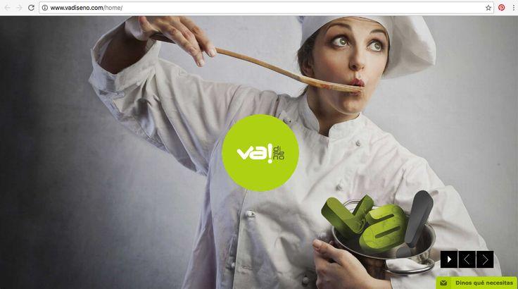 http://www.vadiseno.com/home/ Me encantó el uso de los colores y lo dinámico del sitio.