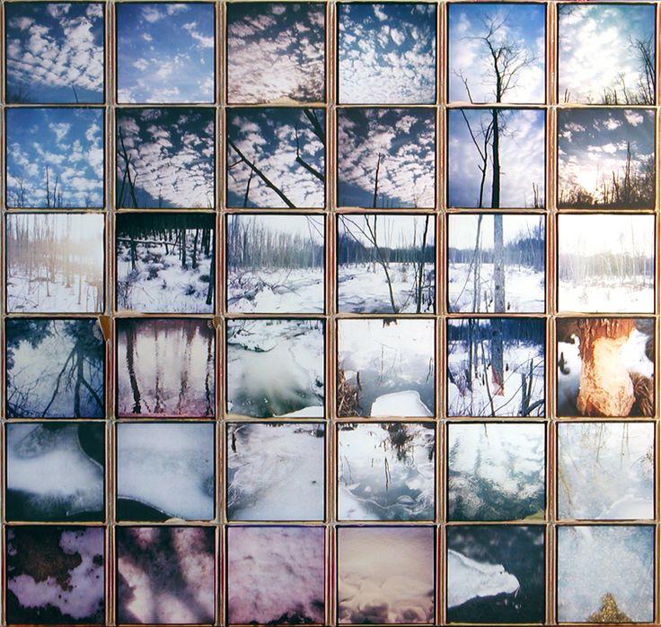 Patrick Winfield instant film composite