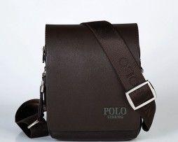 Kožená biznis taška cez rameno POLO (12)