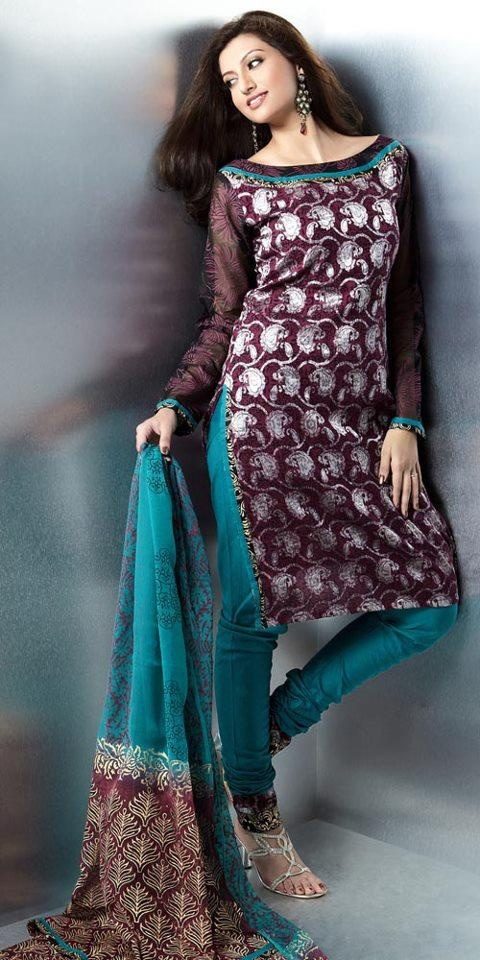 Stunning Pakistani Salwar Kameez for Eid & New Year
