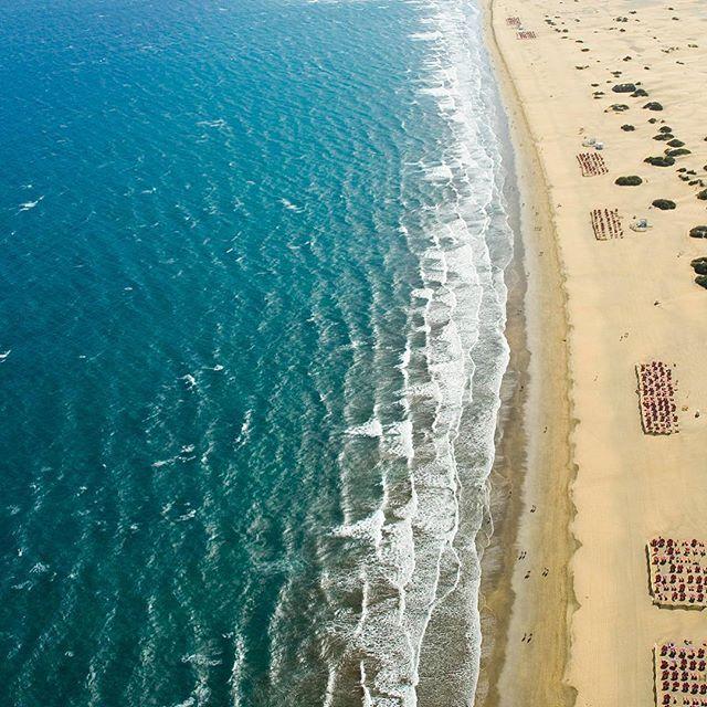 Gilla 💙  om du har varit på Gran Canaria 🌍 👌  #reseguiden #semester #strand #kanarieöarna #grancanaria #maspalomas #inspo