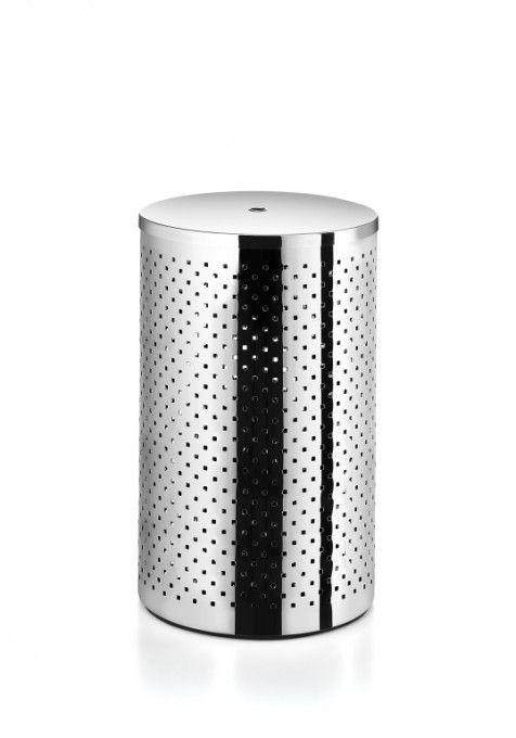 #Lineabeta #Basket #Wäschebehälter 5352.29.29 | #Modern #Edelstahl | im Angebot auf #bad39.de 170 Euro/Stk. | #Italien #Bad #Accessoires #Badezimmer #Einrichtung #Ideen #Gadgets