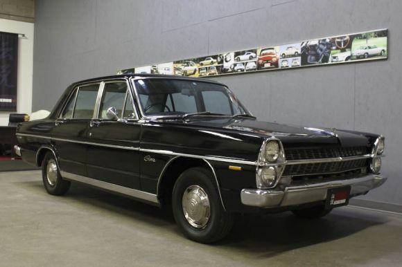 Two Years Later: JDM 1969 Nissan Gloria Sedan | Bring a Trailer