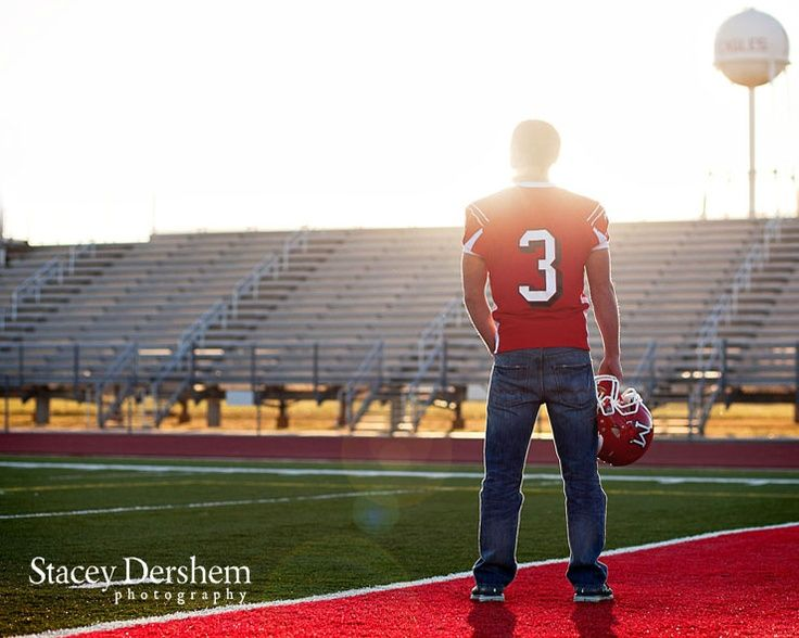 Football Senior Picture Ideas for Guys - Google Search