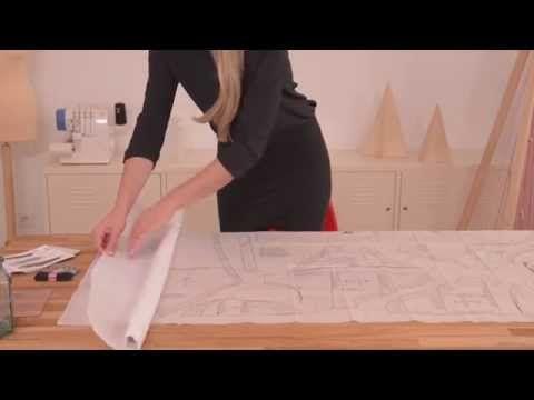 Comment faire une robe de soirée ? : tuto video - Mondial Tissus