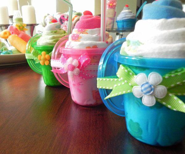 Sippy Shake Burp Cloth Baby Cap & Sippy Cup by BabyBinkz on Etsy