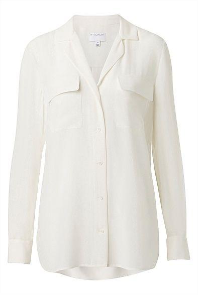 Silk Soft Shirt