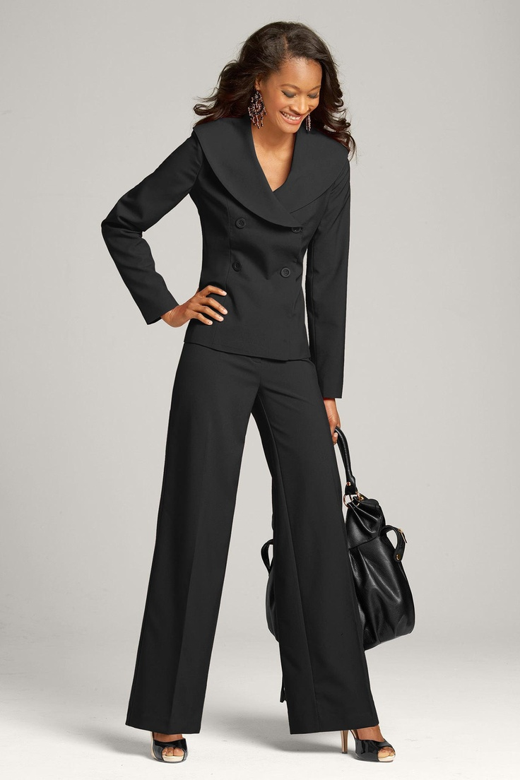 work suit like the collar corporate chic pinterest