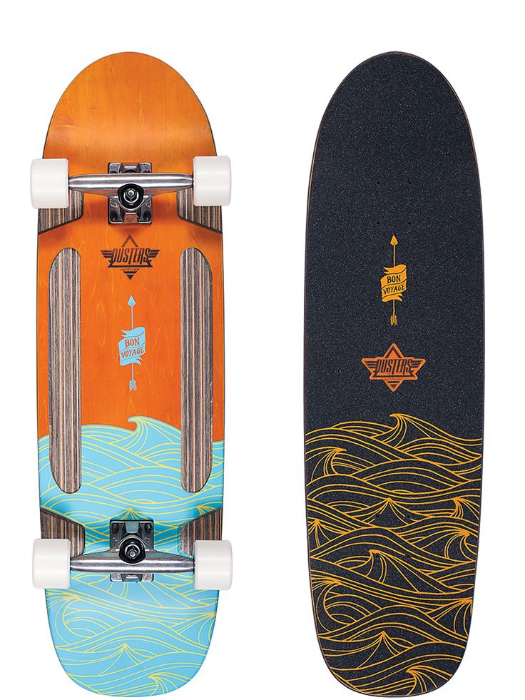 Dusters California | Longboards and Cruiser Skateboards | Voyage