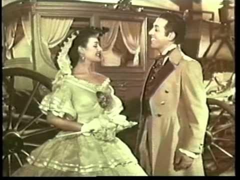 """Uno de los temas mas bellos que Luis Mariano cantaba en la película  """"Violetas Imperiales"""". Este es el tema que justamente da el título a la película. Un clásico nostálgico incluido en la serie de CDs de Mochín Marafiotti."""