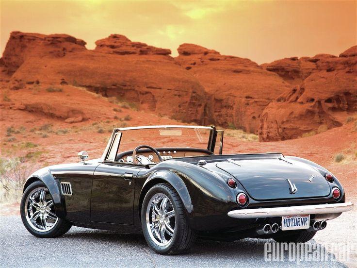 1962 Austin Healey  Para saber más sobre los coches no olvides visitar marcasdecoches.org