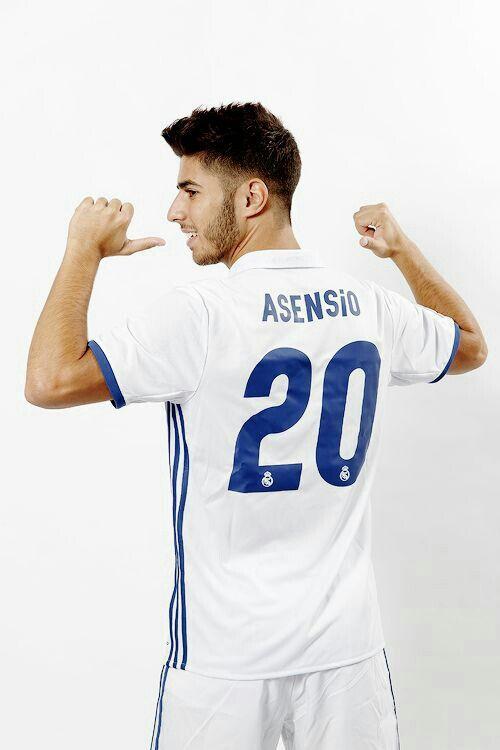 La nueva joya del Madrid #Asensio #MA20 #HalaMadrid