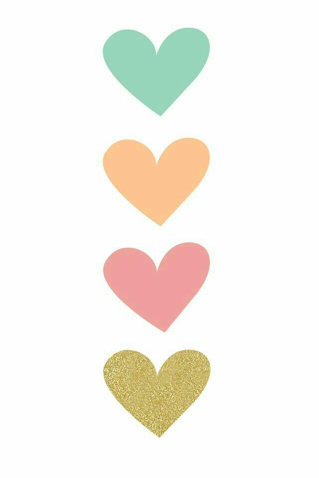 Corações ❤