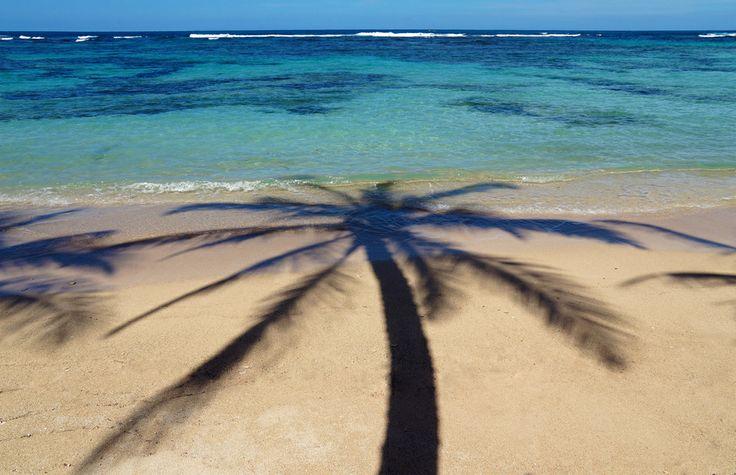 Postal de #playa en #Cancun #Paraiso #Vacaciones www.cancun-online.com/Cancun/