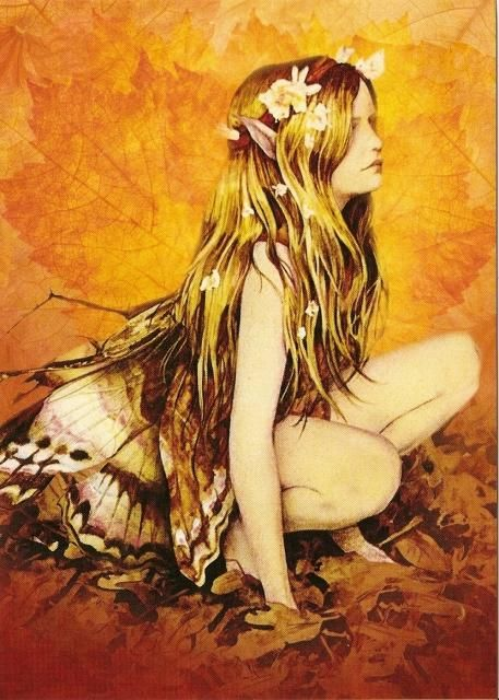 Brian Froud- Aurora-pointy ear and all :)