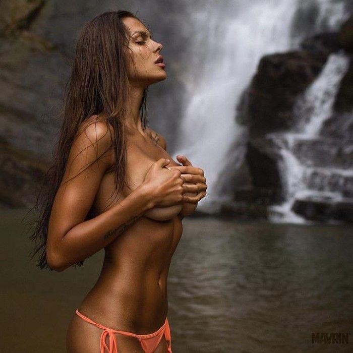 hot naked fay masterson