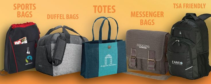These are just a few ideas on how to incorporate promotional bags into your upcoming marketing campaigns. Browse all 4,000+ bags at www.crosscountryus.com and find the perfect bag to help you meet your marketing goals.