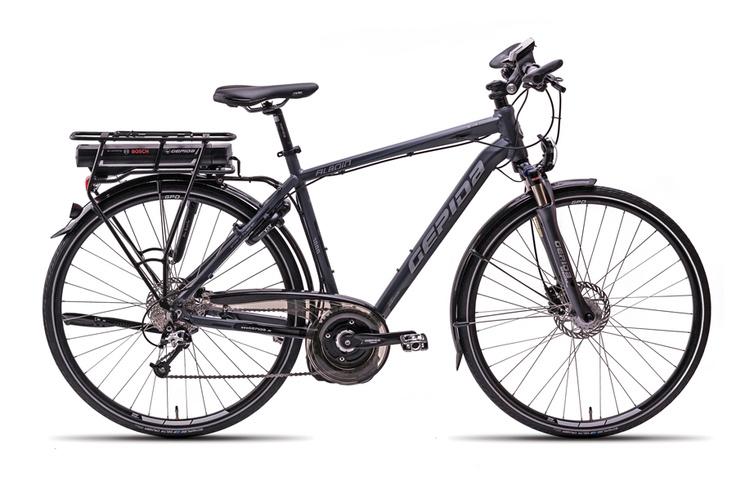 Gepida Electric Bicycles - Alboin