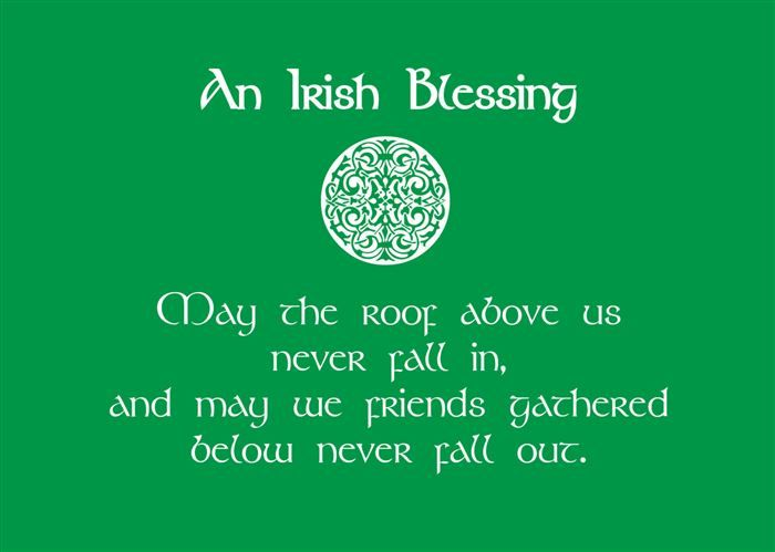 Best St. Patrick's Day Blessings Quotes | Free Quotes Poems Messages