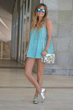 Lovely look for #summer