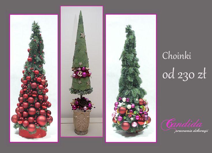 #choinki #dekoracje