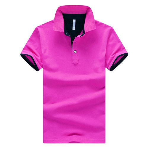 UNCO&BOROR Men's Brand Polo Shirt For Men Designer Polos Men Cotton Short Sleeve shirt Brands jerseys golftennis polo 12 colors