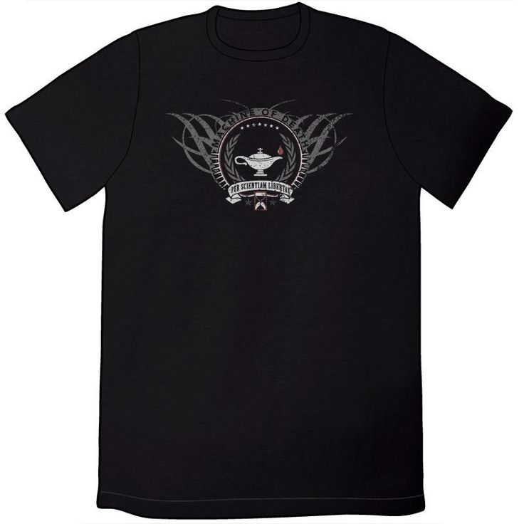 Machine of Death Emblem Shirt