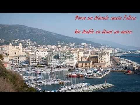 Corsica - Corse - Vidéo - Proverbes Corse - Bastia Vieux Port - Église Saint Jean Baptiste - Antoine Ciosi - Bastia Ricordi - 22/03/2014
